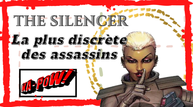The Silencer - video comics