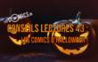 Conseils Comics Halloween