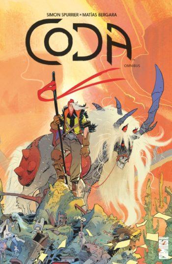 coda glénat comics