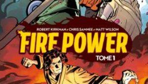 Fire Power Delcourt tome 1