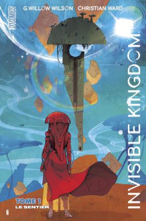 invisible kingdom comics