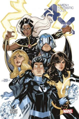 X-Men Fantastic Four
