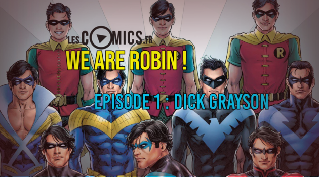 dick grayson robin