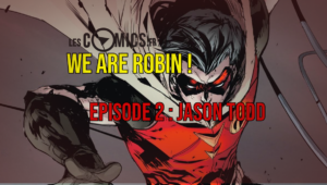 Jason Todd Batman Robin