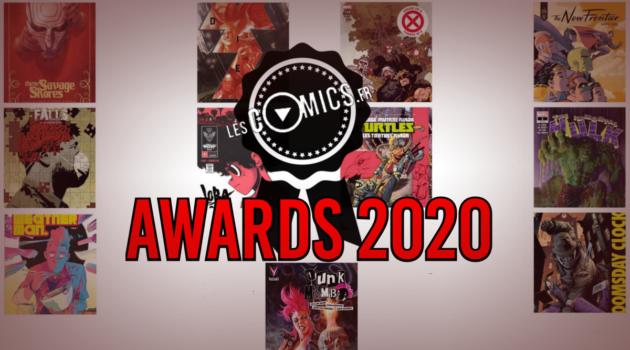 top comics 2020