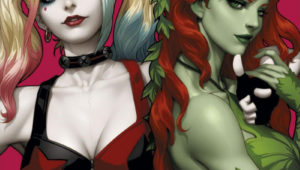 Harley Quinn & Poison Ivy - couverture