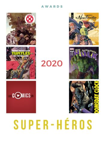 les comics.fr awards 2020