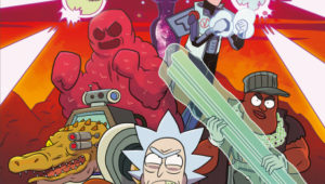Rick and Morty tome 9