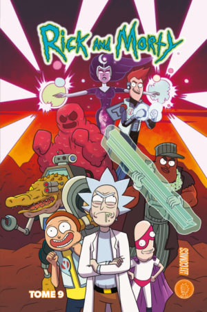 Rick and Morty tome 9