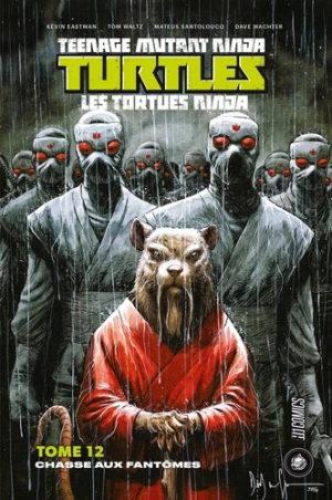 les tortues ninja tome 12