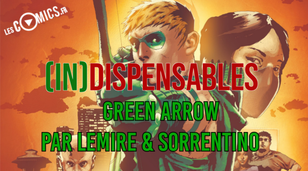 Green Arrow Jeff Lemire