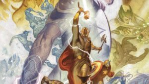 war of the realms absolute panini