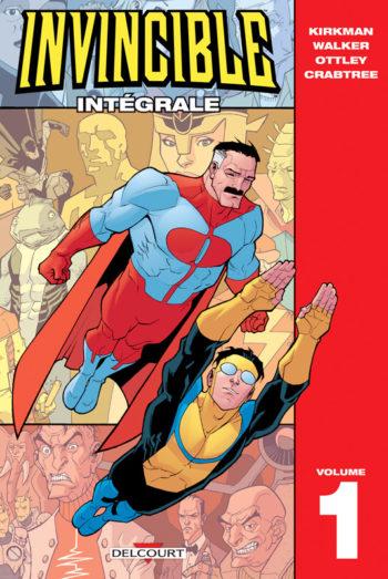 Invincible Intégrale tome 1 Delcourt