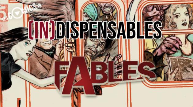 Fables comics avis indispensables