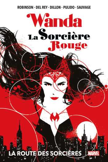 Wanda Scarlet Witch Sorcière rouge
