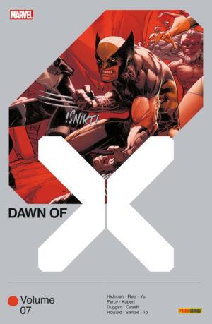 dawn of x Tome 7 Wolverine