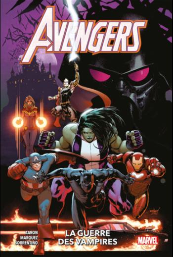 fresh start jason aaron Avengers tome 3