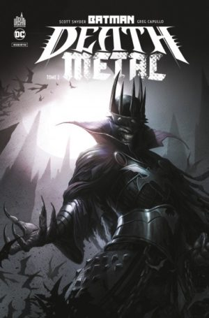 Batman Death Metal Urban Comics tome 2