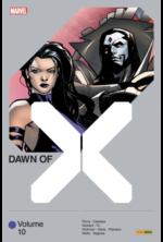 dawn of x 10 sorties comics mars 2021