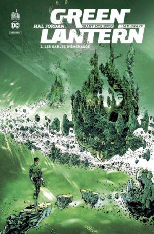Urban Comics Hal Jordan Green Lantern tome 2