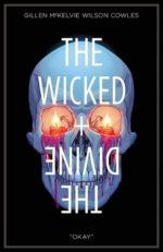 wicked divine 9 sorties comics mars 2021