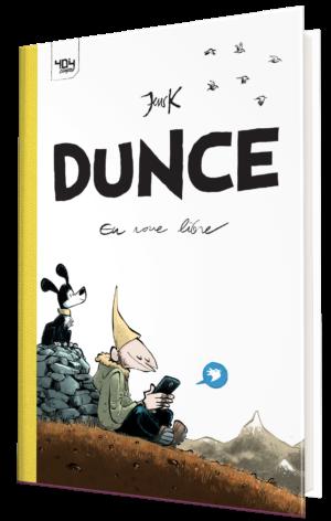 dunce comic strip