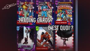 trading cards batsi comics vignette