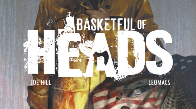 basketful of heads urban comics