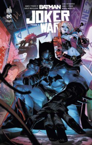 Batman Joker War Urban Comics tome 3