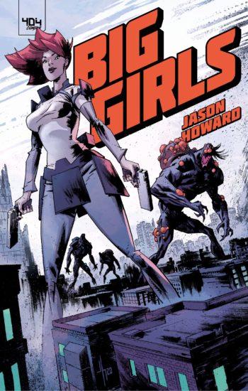 big girls comics