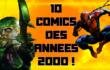 comics années 2000 parod