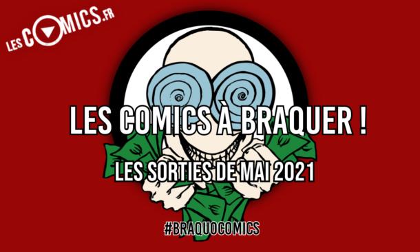 sorties comics mai 2021