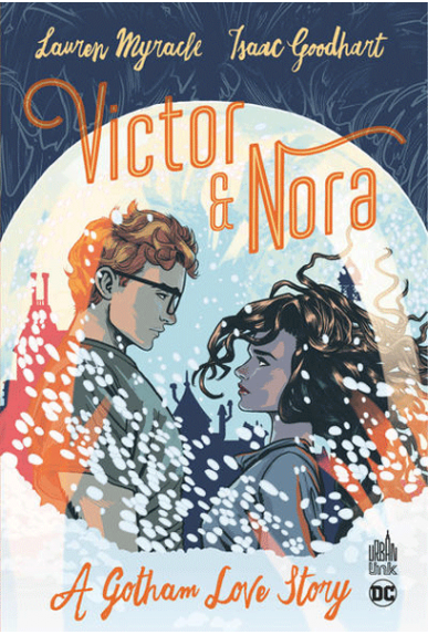 victor nora love story