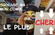 comics le plus cher