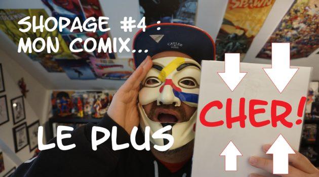 comics le plus cher