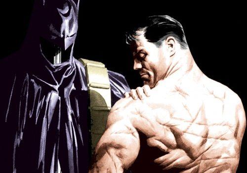 batman mythology bruce wayne