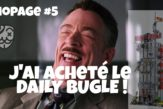 daily bugle lego twhip