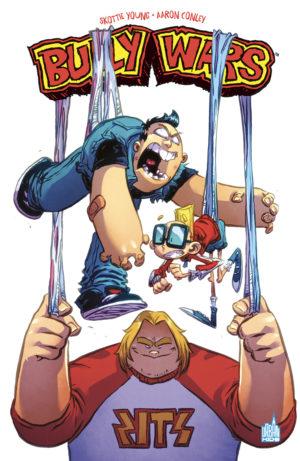 bully wars urban comics
