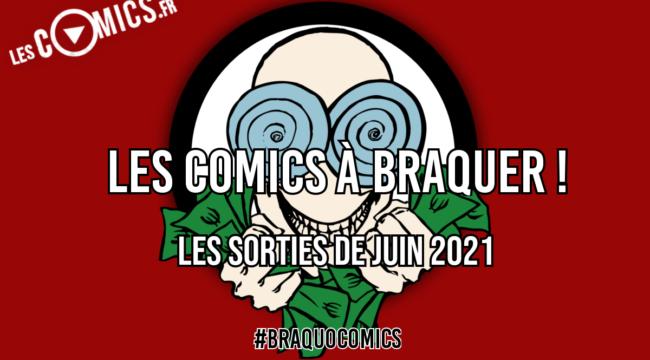 sorties comics juin 2021
