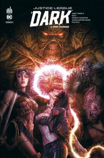 Justice League Dark Urban Comics tome 4