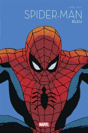 spider-man bleu
