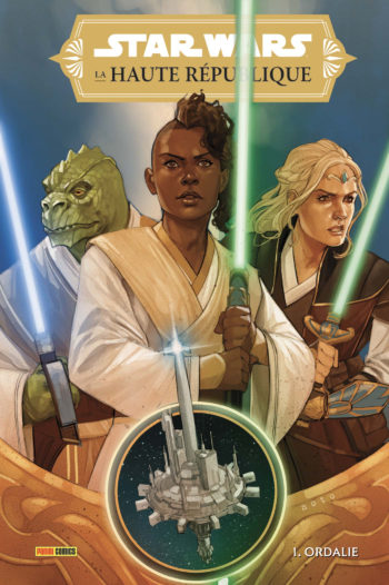 haute république star wars comics tome 1