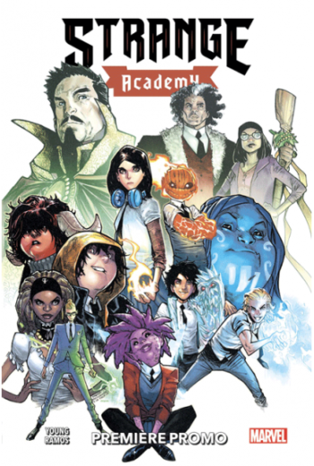 Strange Academy Panini Comics tome 1