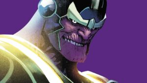 thanos gagne comics