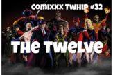 the twelve comics deluxe
