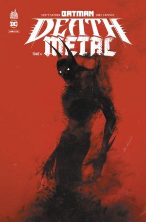 Batman Death Metal tome 4 Urban Comics