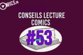 conseils lecture comics en ligne