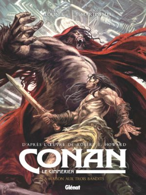 Conan la maison aux trois bandits