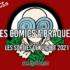 sorties comics juillet 2021