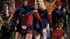 the twelve comics
